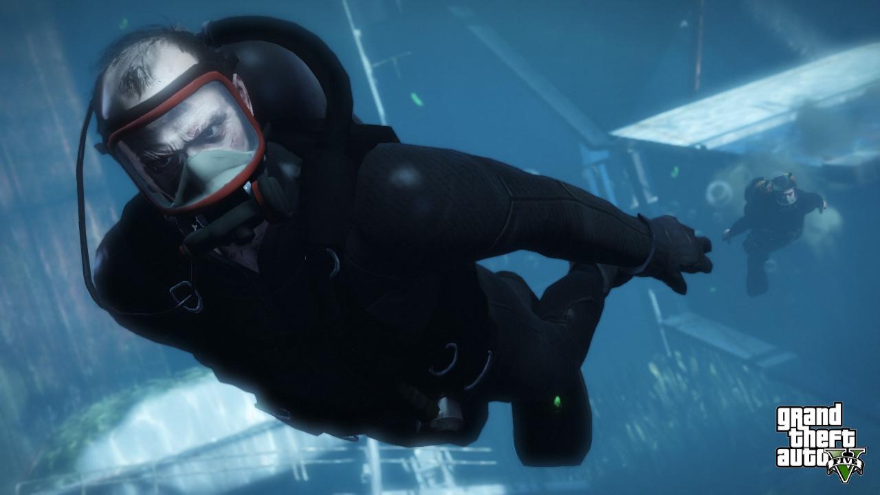 Gta 5 nouvelles images exclusives du jeu