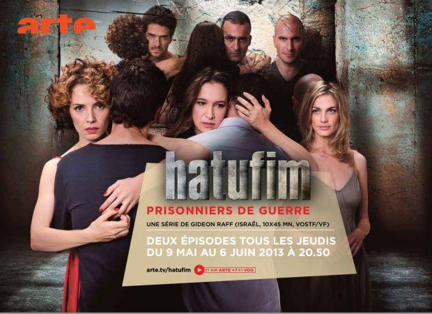 Hatufim - Prisonniers de guerre     saison 1 en français