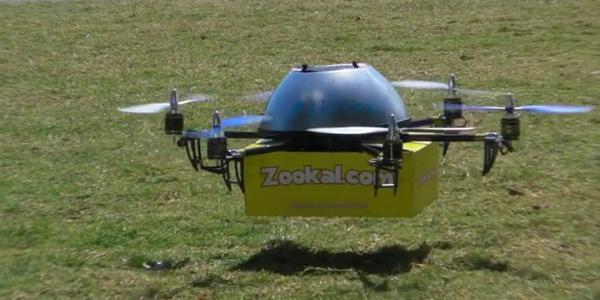 australie drones de livraison pr vus pour 2014. Black Bedroom Furniture Sets. Home Design Ideas