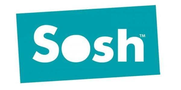 Logo de Sosh