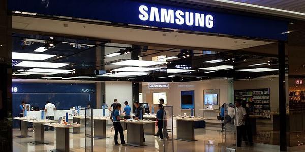 Opération de réparation gratuite chez Samsung