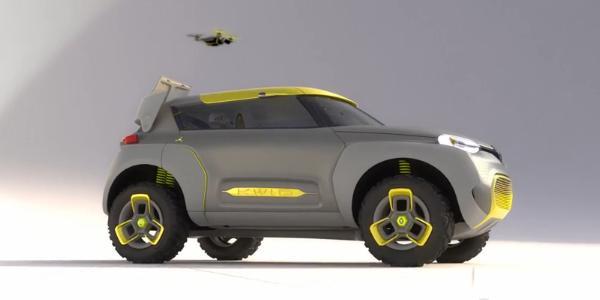 renault un drone pour accompagner votre voiture. Black Bedroom Furniture Sets. Home Design Ideas