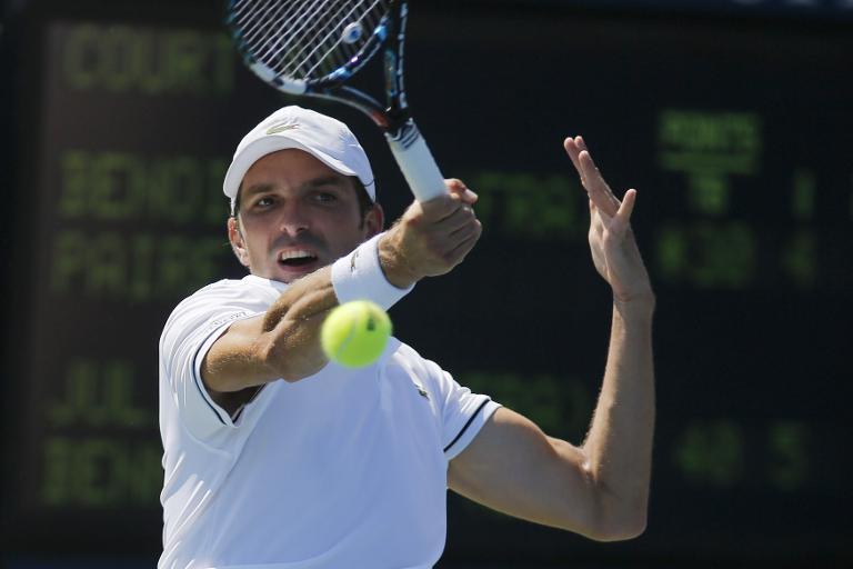 US Open: Benneteau tombe de haut, Tsonga qualifi�