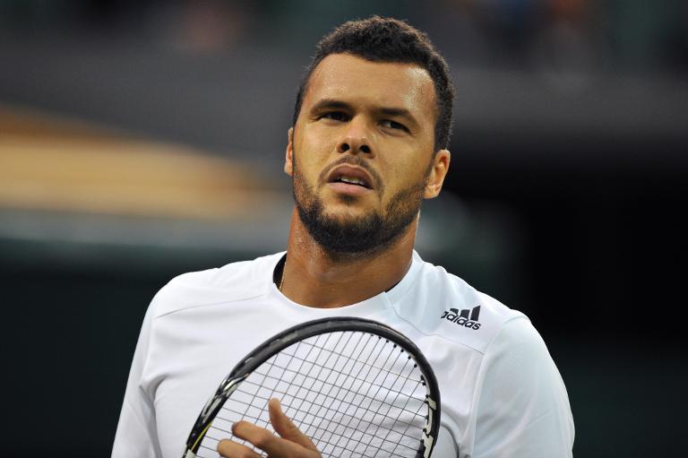 Tennis: Tsonga �limine le N.1 mondial Djokovic � Toronto