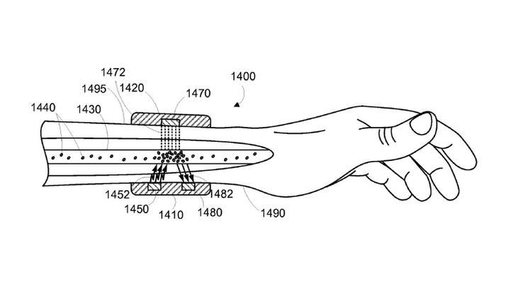 Le brevet pour le bracelet anticancer de Google