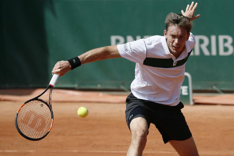 Roland-Garros: exploit de Mahut face � Gulbis, Paire sort Fognini