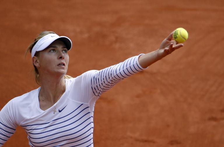 Roland-Garros: Sharapova-Stosur et Simon-Mahut � l'affiche