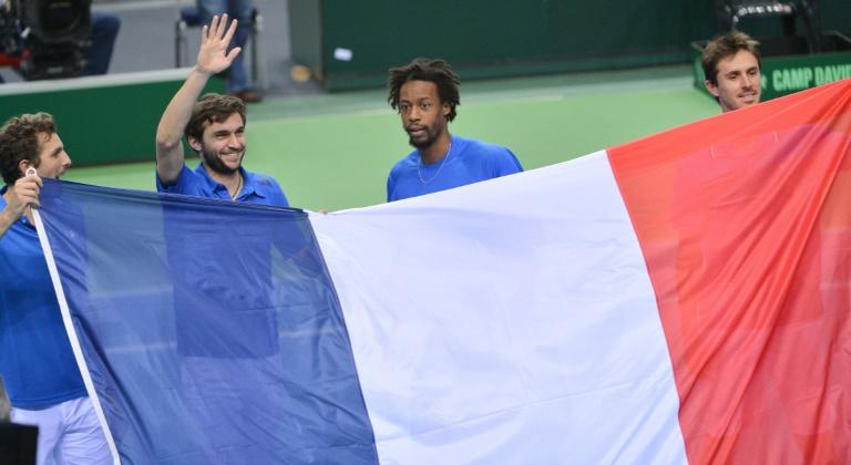 Coupe Davis: la France sans Monfils contre les Britanniques