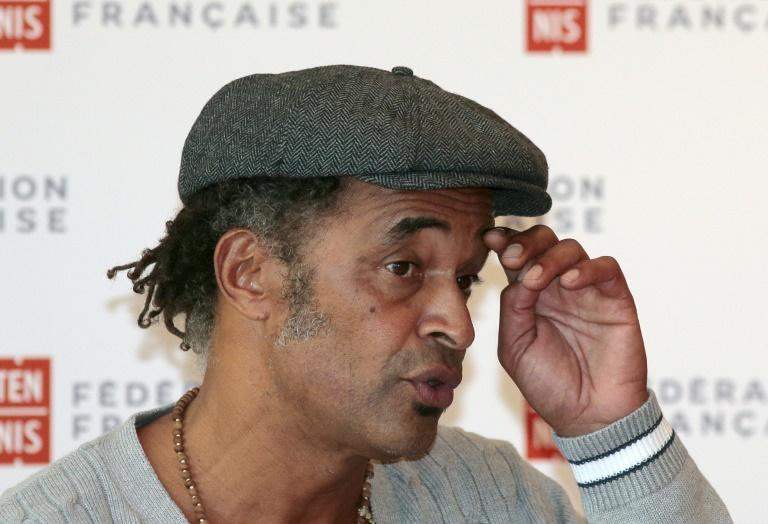 Coupe Davis: tirage au sort cl�ment pour la France de Noah