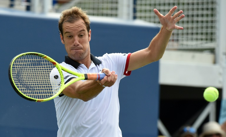 US Open: le Fran�is Mannarino si proche de l'exploit