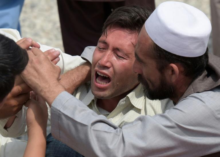 Afghanistan: deuil national après la sanglante attaque de l'EI à Kaboul
