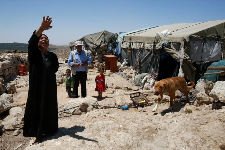 Israël pourrait vider un village palestinien