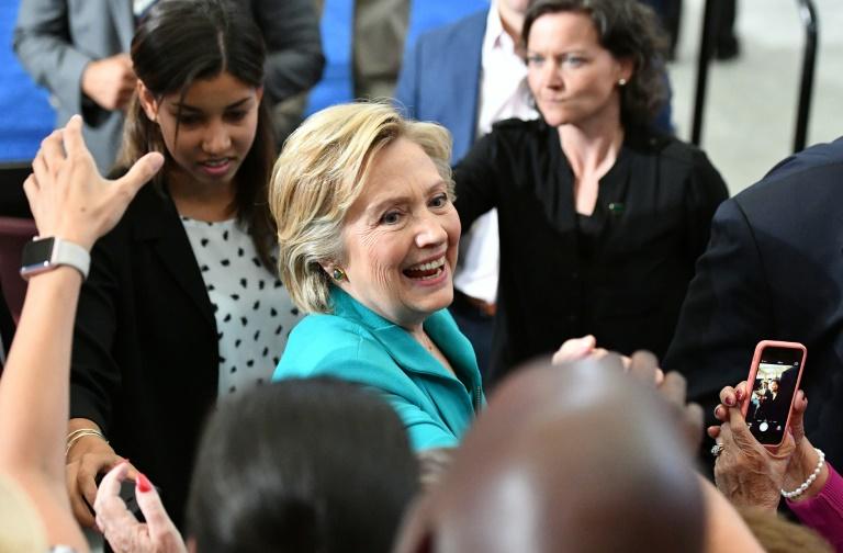 USA : Clinton devance Trump de 12 points selon Reuters