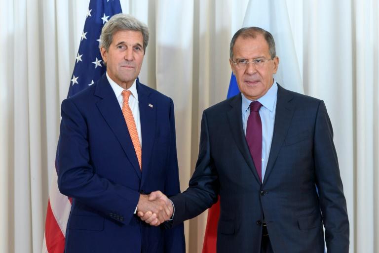 Entrée en vigueur du cessez-le-feu — Syrie