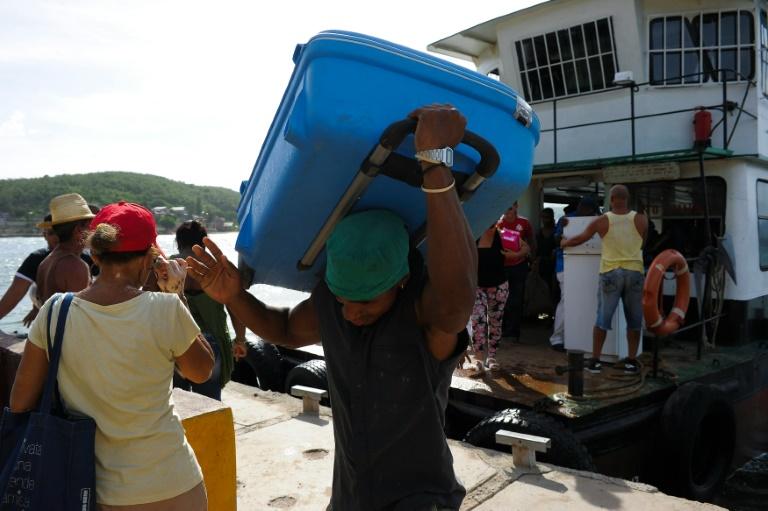 L'ouragan Matthew frappe violemment Haïti