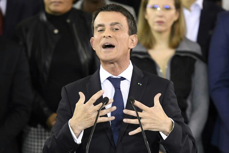 Primaire de la gauche : Manuel Valls considère sa candidature comme
