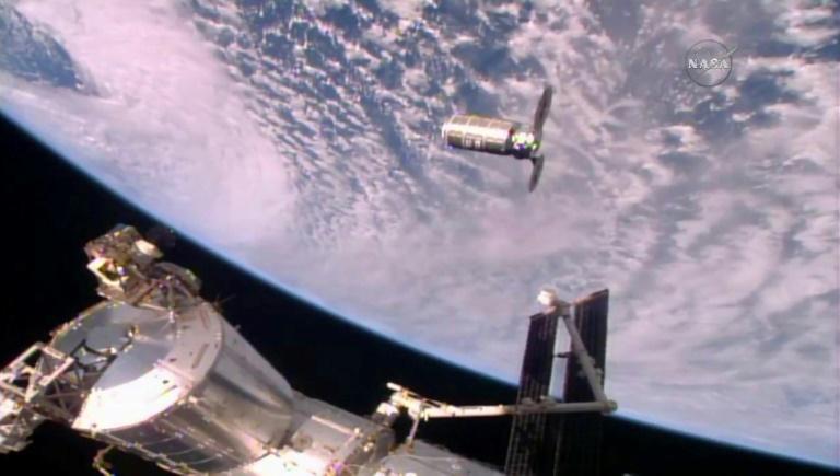 Le cargo qui devait ravitailler l'ISS dissous dans l'atmosphère