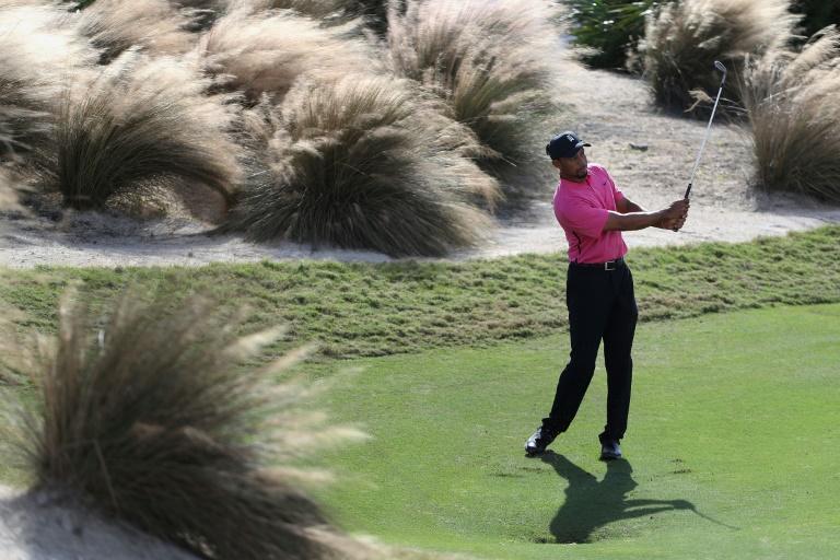 Tiger Woods de retour sur les greens après 15 mois d'absence