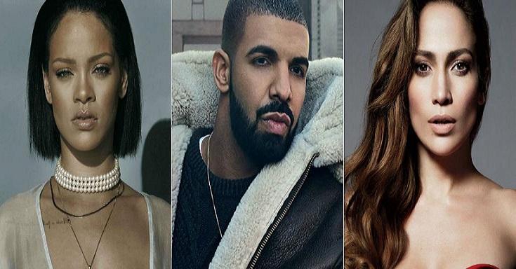 Drake et Jennifer Lopez: le bisou qui confirme la rumeur