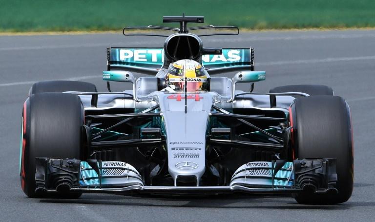 GP d'Australie: Hamilton déjà devant après les essais libres 1 et 2