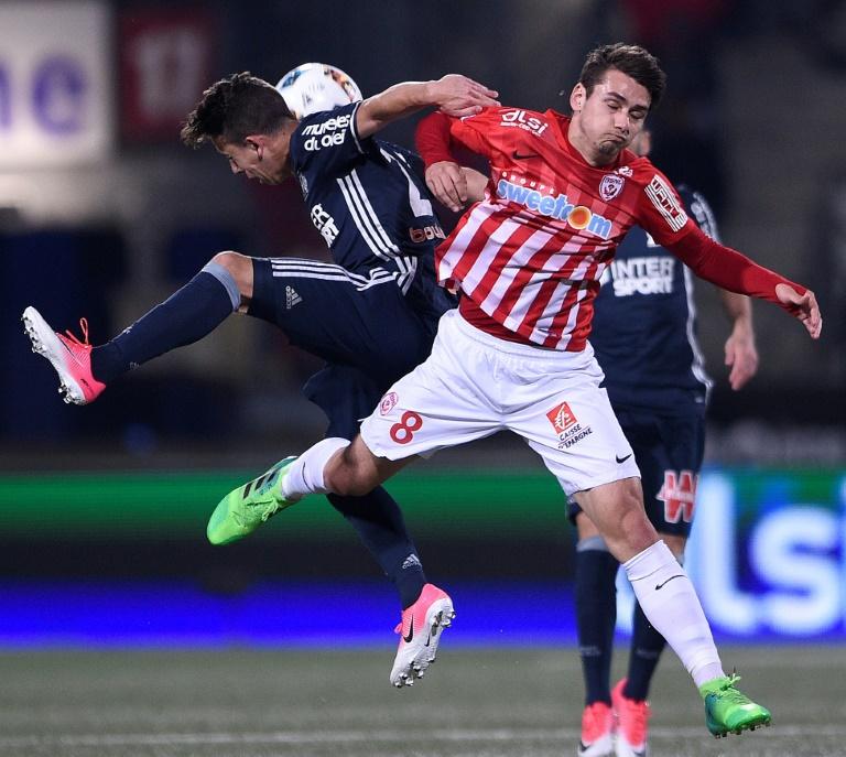 Ligue 1: Marseille tenu en échec (0-0) à Nancy, grimpe provisoirement à la 5e place