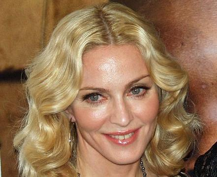 Madonna, star de la Pop music