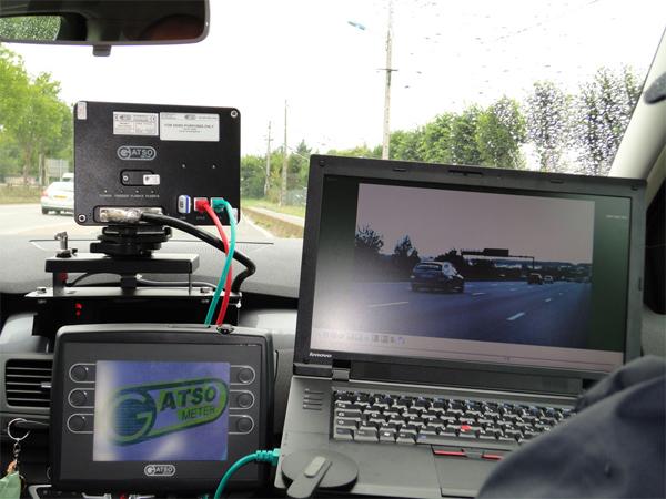 Nouveau radar mobile